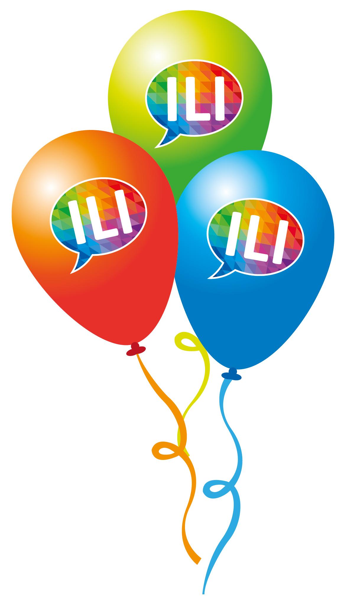 ILI balloons